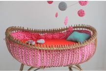 Birds & Bots | Girls room / Inspiration for little girls bedroom and nursery