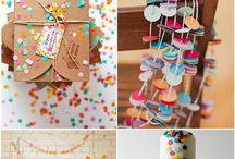Birds & Bots | Confetti / Confetti makes me happy!