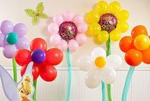 Balloon Arrangements / How Creative Can You Get With Balloons?  They are so affordable, it's easy to see why people love them! / by Shindigz