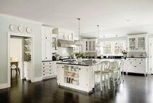Kitchen Ideas / by Shawna Padovani