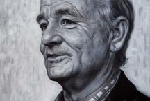 Bill Murray - Movies / by Artist - Vincent Keeling