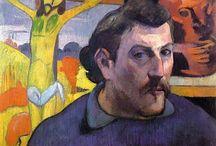ARTIST - Gauguin / Paul Gauguin 1848-1903 Leading French Post-Impressionist