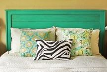 Decor: DIY Home Decor / Make your house a home by DIYing your own awesome projects!