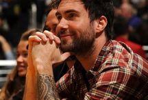 Adam Levine & Maroon 5 / Slightly obsessed .... / by Lovin' Pinnin'