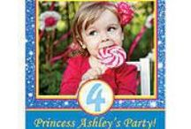 Disney Cinderella Party Ideas / Invite the whole kingdom to your princess Cinderella party! / by Shindigz