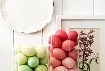 Spring Organizing & Decorating / Clever organizing tips and decorations for our favorite season!
