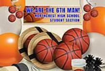 March Madness NCAA Party Ideas / Get ready to cheer on your team in the finals! / by Shindigz