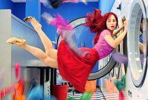 Wonder & Whimsy / Happy, Fun, Bold, Bright & Wacky / by Lovin' Pinnin'