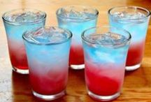 Party Drink Ideas / Get the party started with these great drink recipes, alcohol included / by Shindigz