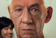 ART - Celebrity Portraits