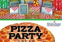 Family Night Party Ideas / There's nothing more important than family, so make them a priority by planning these unique and creative parties for just about any occasion your family will choose to celebrate! Check out our full range of creative parties from sleepovers to pizza parties and everything in between.
