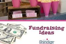 Fundraiser Ideas / Hosting a Fundraiser? This is your party, and you want to make it personal to the people or groups that you are celebrating. Shindigz has all sorts of party supplies that can be customized to your particular fundraiser.Find what you need for everything from 5k's to bake sales!