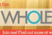 Whole30 and Paleo / Hints, tips, recipes following the Whole30 program or Paleo eating plan