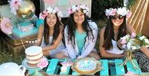Sweet 16 Birthday Party Ideas / A sweet sixteen party is an important milestone. Plan a unique and creative party that celebrates the birthday guy or gal and all that they've done in the first 18 years of life. Here you'll find trendy sweet sixteen themes as well as some more classics.