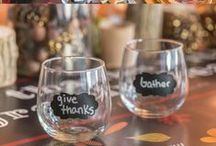 Party Ideas - Thanksgiving / Thanksgiving gathers family members and friends to recall the highlights of the past year. Whether you'd like a few personalized banners to hang around the yard or want some colorful balloons to create a festive atmosphere, we have those items, plus many others. Shindigz has all your decoration needs for your Thanksgiving party ideas! / by Shindigz Party Supplies