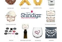 #CelebrationBoard / Looking for easy party inspiration? #CelebrationBoards contain all of our expert tips in easy, shoppable format. What party will you dream up with Shindigz?