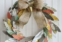 fall/thanksgiving crafts
