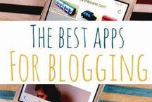 Bloggity Blog Blog Blog / Blogging advice from the pros.