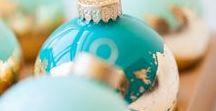 Christmas Ornaments / Beautiful DIY Christmas ornament crafts and tutorials!