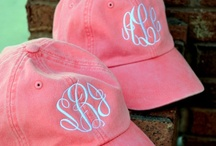 I want.... / Anything monogrammed  / by Melissa Brunke