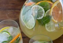 Eat, Drink & be Merry! / food and drink recipes / by Laure Kersch