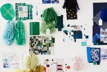 Colour + Pattern / by Hello Polly