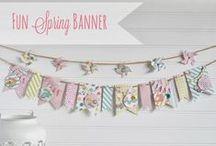 spring/easter crafts