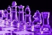 purple / by Ro Rokou