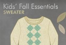 Kids' Fall Essentials / by Brooke Eddy Tokanang