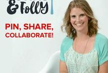 Forks & Folly Share Board / Share your best blog posts, pins, products and recipes.  Please no more than 2-3 posts per day per pinterest profile.  Send an email to: katie.harding@gmail.com to get added to this board!  You'll also be added to the Forks and Folly Newsletter!