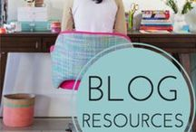 Business:: blogging love! / Resources and inspiration for bloggers!
