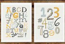 Typography etc.