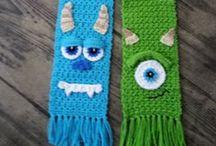Crochet & Sew / by Angela Wampler