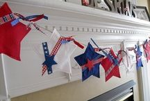 Fabulous Fourth of July / Crafty ideas and recipes for a fabulous Fourth of July