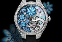 Watches for Her / Graff Luxury Watches are inspired by the facets of a perfectly cut diamond