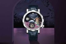Watches for Him / Graff Luxury Watches are inspired by the facets of a perfectly cut diamond.