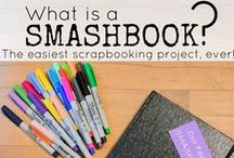 Art: Smash Booking & Project Living / by Tonya {the medi-monster mommy}