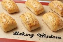 I love cooking and baking