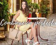 Combinación perfecta zapatos blancos