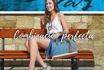 Combinación Perfecta, Blanco Y Azul