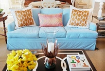 Dream Decor {Interiors} / by Holly Hollywould