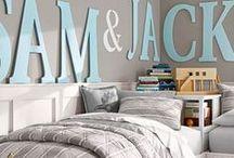 Cool Stuff for JD's Room / by QuaintlyAmusing