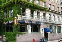 Travel - Vancouver, BC / Places we love in Vancouver (like The Sylvia Hotel), or places we'd like to try.