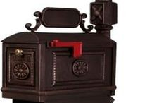 Classic Mailbox / Our classic, single Better Box Mailboxes come in a variety of finishes to suit your taste and decor.
