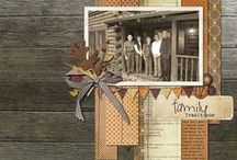 scrapbooking ideas / by Sue Pass