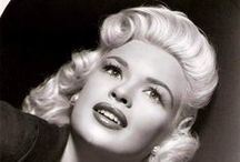 vintage hair and beauty inspiration / by Lillian Love