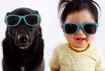Pups / The only thing cuter than kids are puppies. / by Kara Gregory