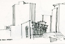 Sketches / by TLCD Architecture