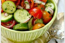 Veggies / I love to eat vegetables. Here are some of the ways and ideas I have about them.