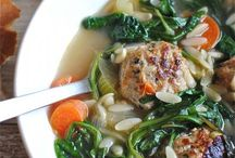 Soup / Soups I want to make, have made, or dream of making.